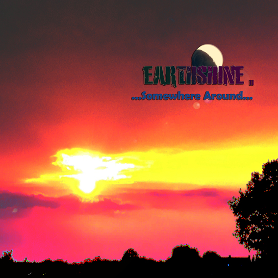 earthshine - somewhere around